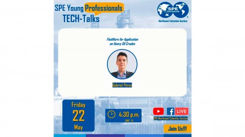 SPE Young Professionals TECH-Talks